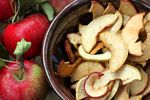 image for Maple Olive Oil Apple Chips