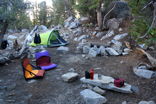 backpacking-camp