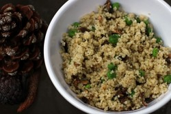 mushroom-pea-couscous-backpacking