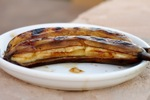 image for Grilled Bananas Foster