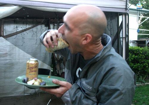 Tony Sausage Eater
