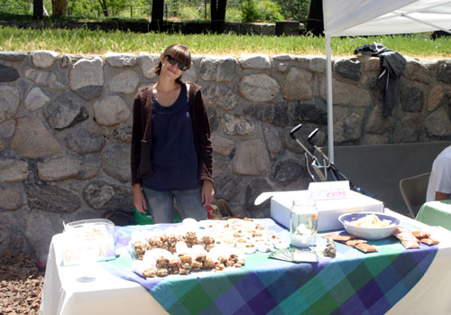 Dirty Gourmet at Mill Creek Cleanup