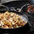 Campfire Breakfast Potatoes