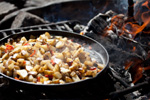 image for Campfire Breakfast Potatoes