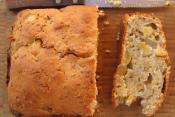 Oatmeal Apple Bread