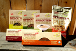image for Holiday Giveaway 2012: Sprouted Foods
