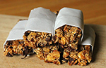image for Banana Chocolate Walnut Granola Bars