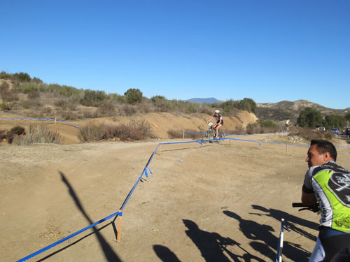 SoCal Mountain Bike Race