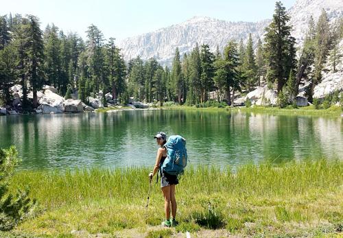 Emily Crown Lake