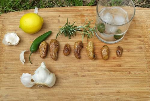 gin-potatoes