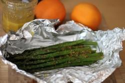 asparagus-with-mustard-orange-vinaigrette