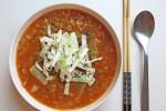 image for Spicy Korean Lentil Soup