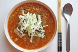 spicy-korean-lentil-soup
