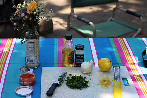spicy-lemon-herb-popcorn-ingredients