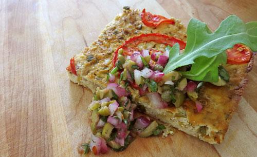 frittata-olive-salad