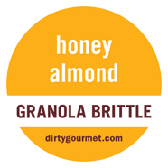 Buy Dirty Gourmet Granola Brittle