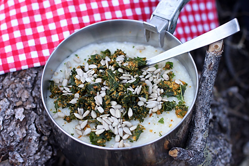 creamy-grits-with-kale-and-sunflower-seeds
