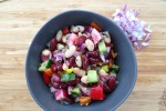 Red, White, and Bean Salad