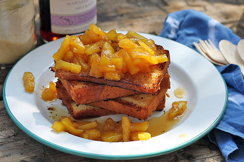 toasted-pound-cake-with-pineapple-rum-caramel-1