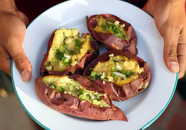 campfire-miso-scallion-sweet-potatoes-2