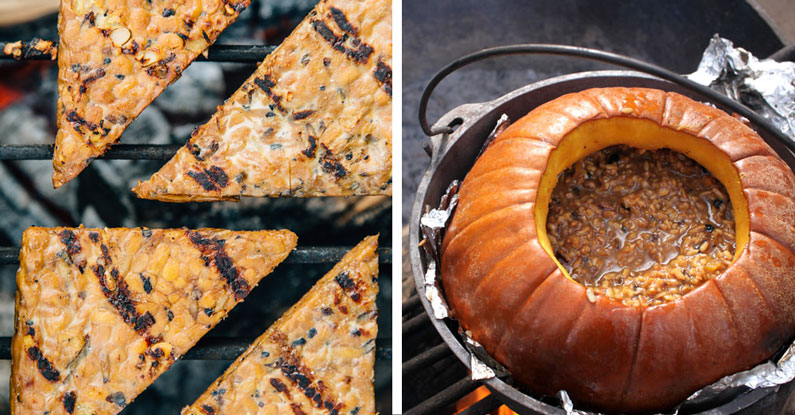 The main dishes for your Thanksgiving table