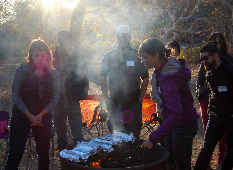 Campfire Cooking Albondigas