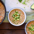 Vegan Sweet Potato Corn Chowder