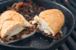 Mushroom French Dip Featured