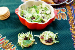 Brussels Sprouts Crostini
