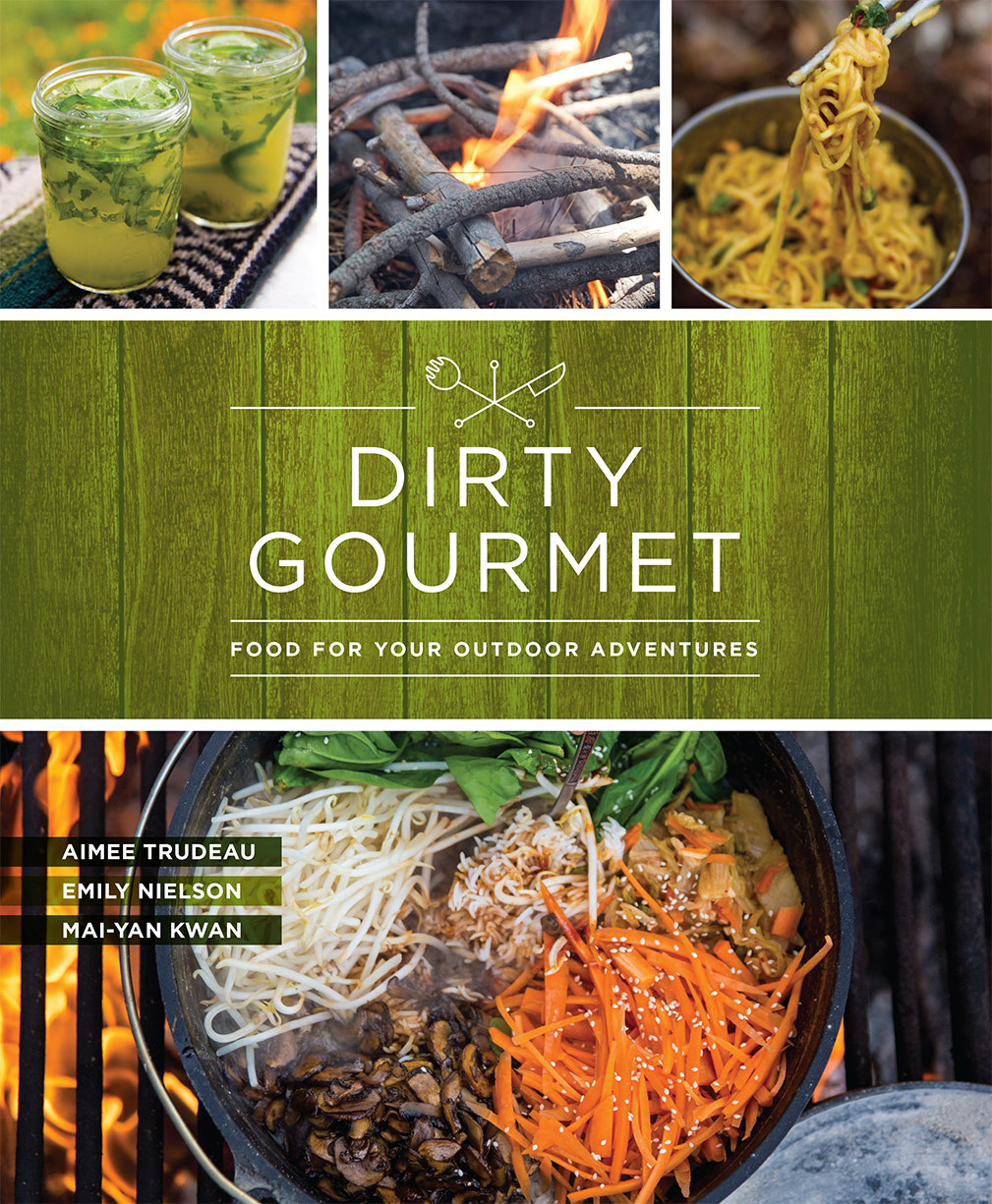 Dirty Gourmet Cookbook Cover